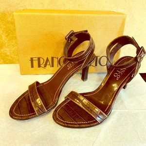 Franco Sarto Veronica Strappy Sandals